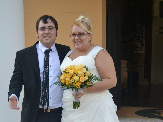 La boda de Raul y Miriam en L' Hospitalet De Llobregat, Barcelona 15