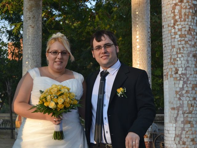 La boda de Raul y Miriam en L' Hospitalet De Llobregat, Barcelona 28
