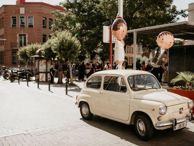 La boda de Jaime y Bea en Alcalá De Henares, Madrid 35
