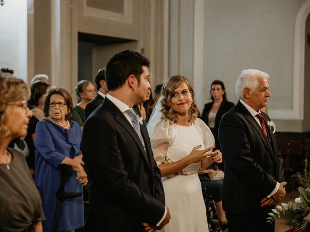La boda de Jaime y Bea en Alcalá De Henares, Madrid 43