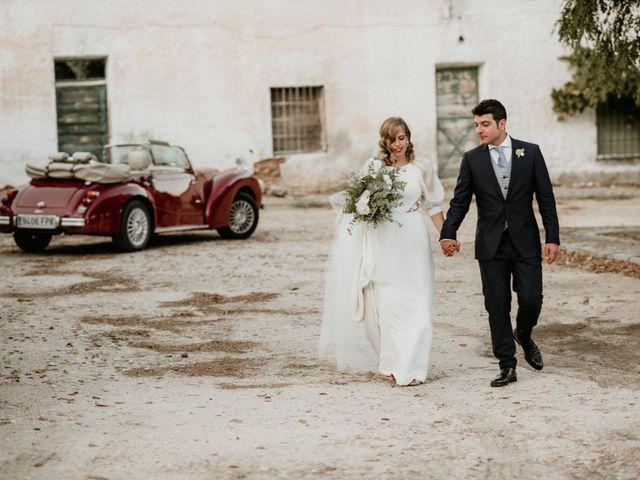 La boda de Jaime y Bea en Alcalá De Henares, Madrid 69
