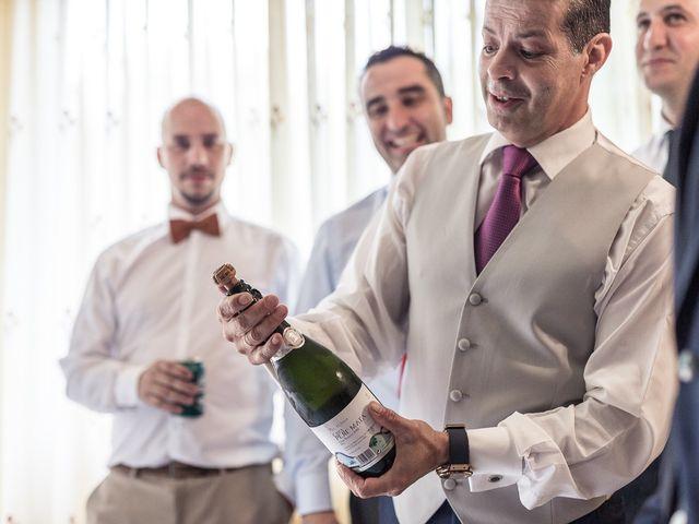 La boda de Pili y German en Alalpardo, Madrid 8