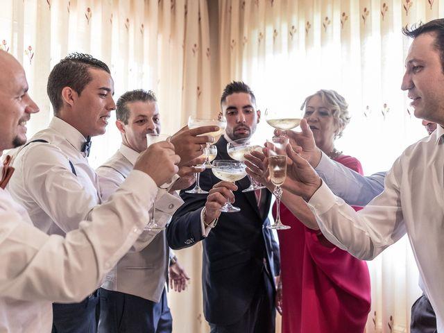 La boda de Pili y German en Alalpardo, Madrid 9