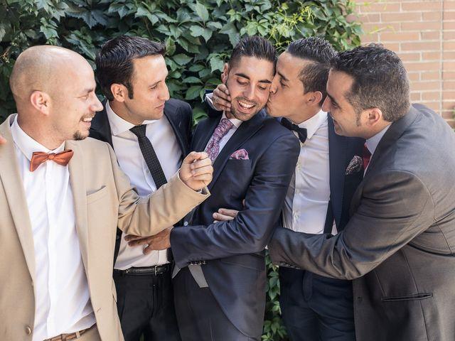 La boda de Pili y German en Alalpardo, Madrid 10