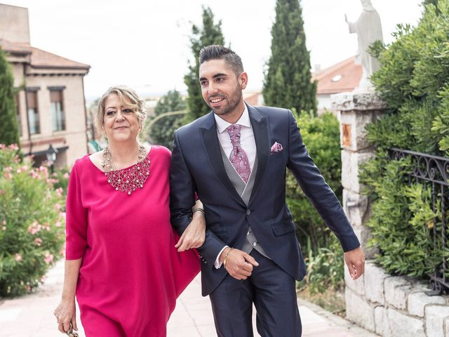 La boda de Pili y German en Alalpardo, Madrid 18
