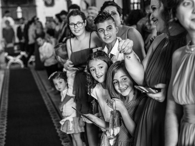 La boda de Pili y German en Alalpardo, Madrid 1