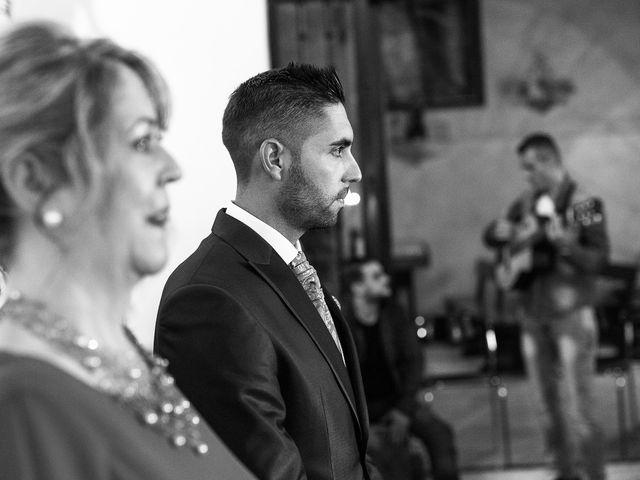 La boda de Pili y German en Alalpardo, Madrid 20