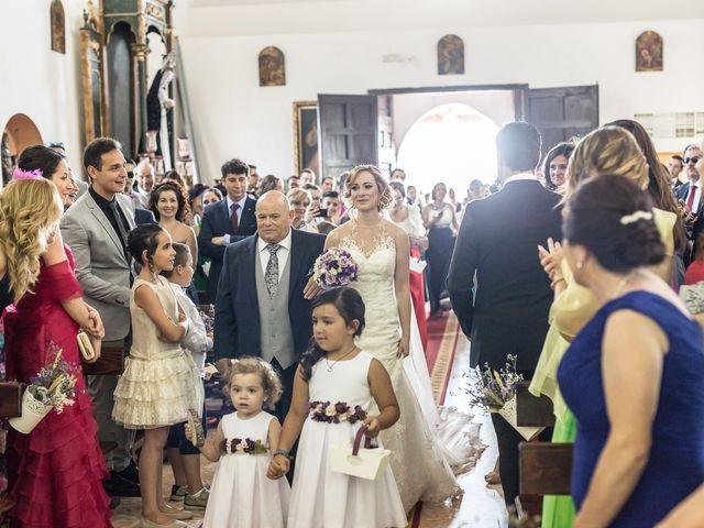 La boda de Pili y German en Alalpardo, Madrid 21
