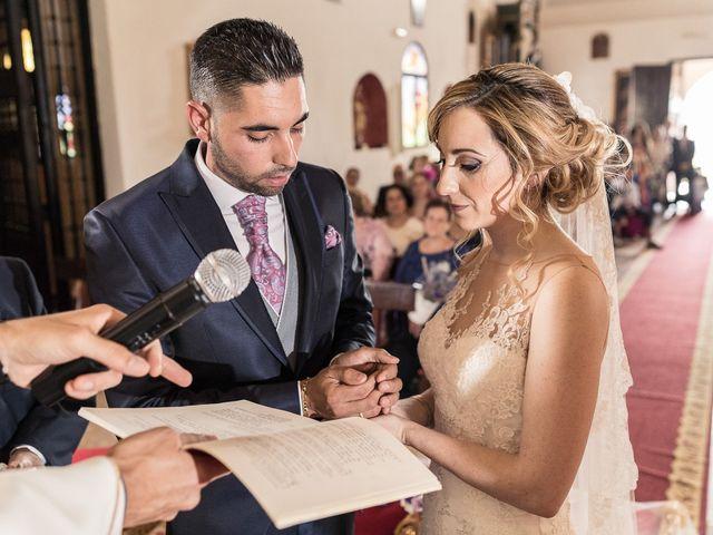 La boda de Pili y German en Alalpardo, Madrid 22