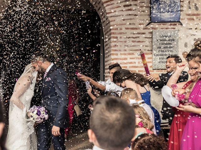La boda de Pili y German en Alalpardo, Madrid 23