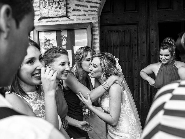 La boda de Pili y German en Alalpardo, Madrid 25
