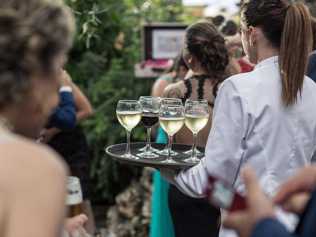 La boda de Pili y German en Alalpardo, Madrid 30