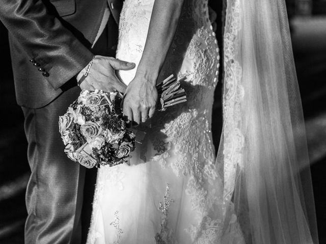 La boda de Pili y German en Alalpardo, Madrid 32
