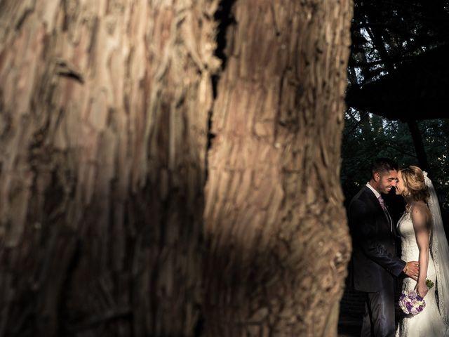 La boda de Pili y German en Alalpardo, Madrid 33
