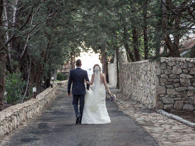 La boda de Pili y German en Alalpardo, Madrid 2