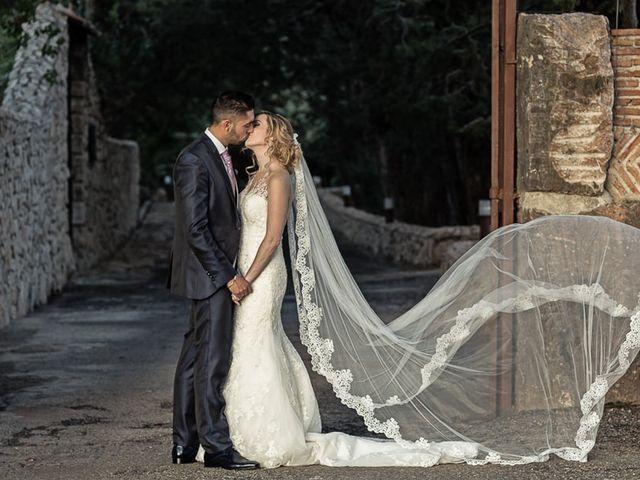 La boda de Pili y German en Alalpardo, Madrid 34