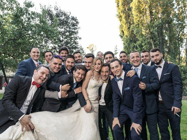 La boda de Pili y German en Alalpardo, Madrid 36