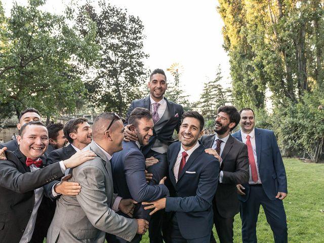 La boda de Pili y German en Alalpardo, Madrid 37