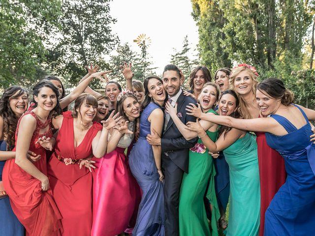 La boda de Pili y German en Alalpardo, Madrid 38