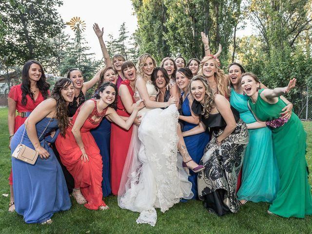 La boda de Pili y German en Alalpardo, Madrid 39