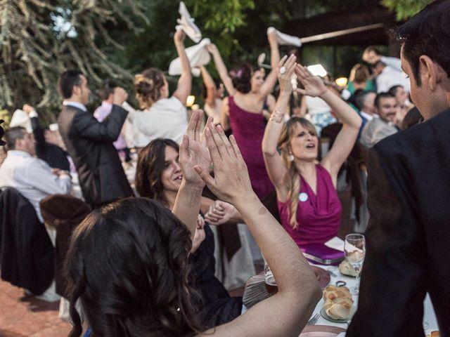 La boda de Pili y German en Alalpardo, Madrid 40