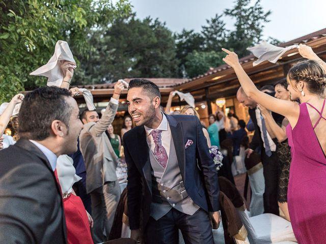 La boda de Pili y German en Alalpardo, Madrid 41