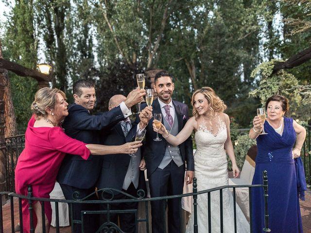 La boda de Pili y German en Alalpardo, Madrid 42