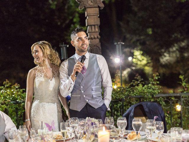 La boda de Pili y German en Alalpardo, Madrid 43