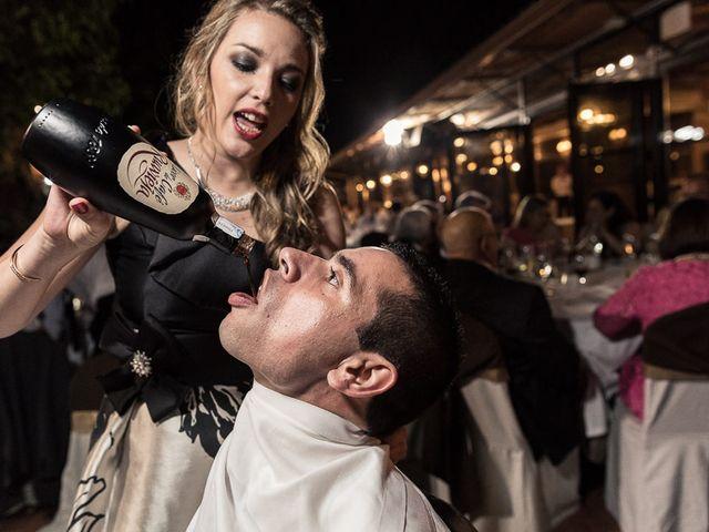 La boda de Pili y German en Alalpardo, Madrid 45