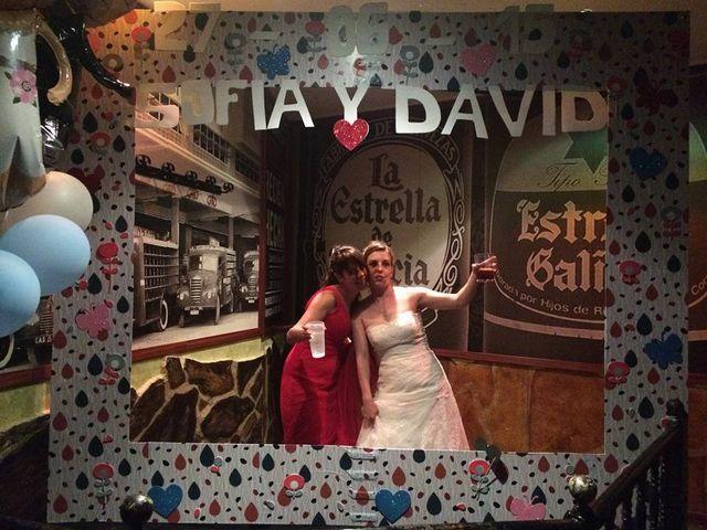 La boda de David y Sofía en Peñafiel, Valladolid 6