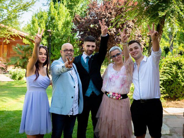 La boda de Cristina y Yeray en Arganda Del Rey, Madrid 20
