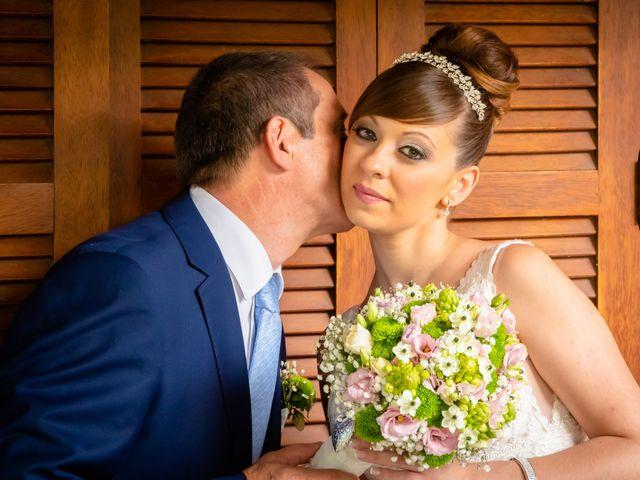 La boda de Cristina y Yeray en Arganda Del Rey, Madrid 38