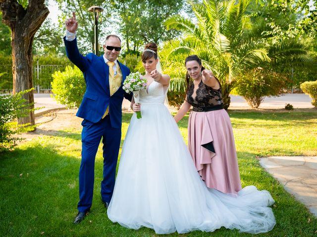 La boda de Cristina y Yeray en Arganda Del Rey, Madrid 41