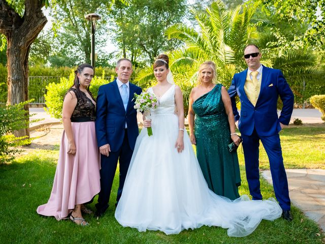La boda de Cristina y Yeray en Arganda Del Rey, Madrid 42