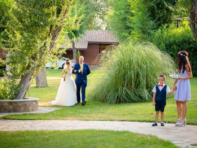 La boda de Cristina y Yeray en Arganda Del Rey, Madrid 51