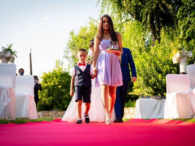 La boda de Cristina y Yeray en Arganda Del Rey, Madrid 53
