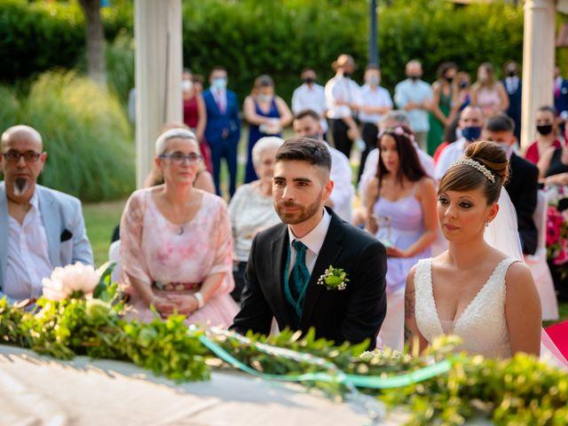 La boda de Cristina y Yeray en Arganda Del Rey, Madrid 54