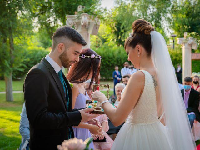 La boda de Cristina y Yeray en Arganda Del Rey, Madrid 58