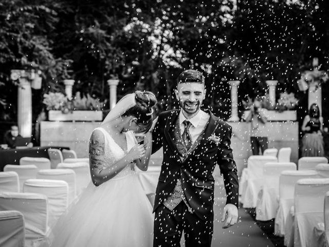 La boda de Cristina y Yeray en Arganda Del Rey, Madrid 61