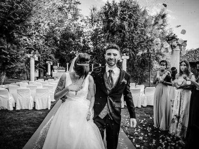 La boda de Cristina y Yeray en Arganda Del Rey, Madrid 63