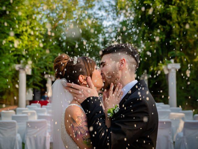 La boda de Cristina y Yeray en Arganda Del Rey, Madrid 2