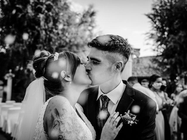 La boda de Cristina y Yeray en Arganda Del Rey, Madrid 64