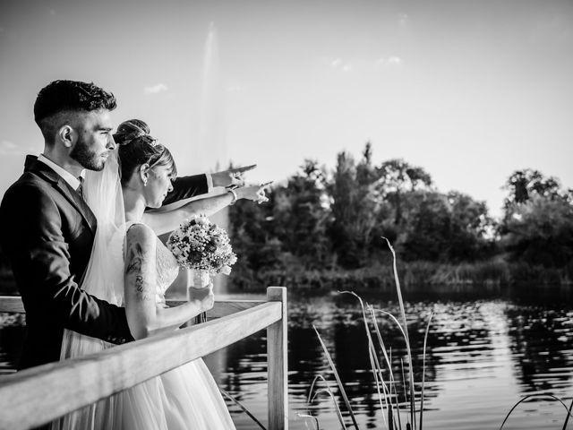 La boda de Cristina y Yeray en Arganda Del Rey, Madrid 65