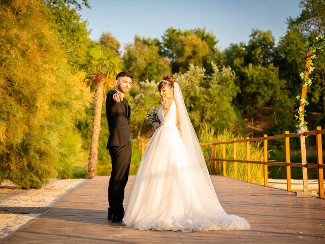 La boda de Cristina y Yeray en Arganda Del Rey, Madrid 70