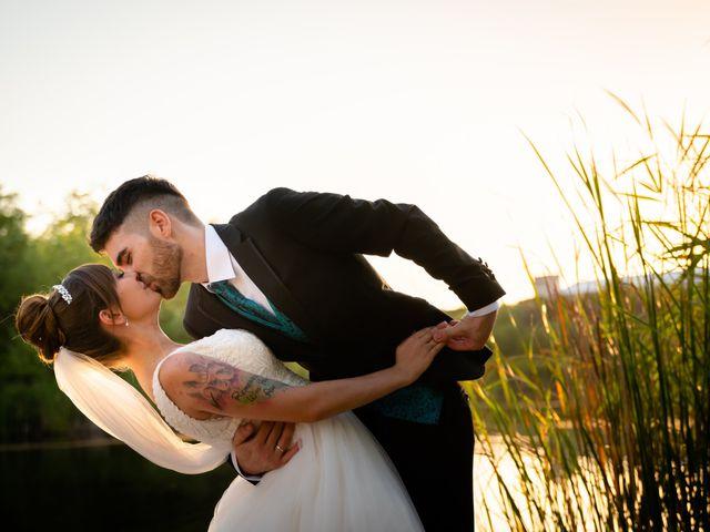 La boda de Cristina y Yeray en Arganda Del Rey, Madrid 73