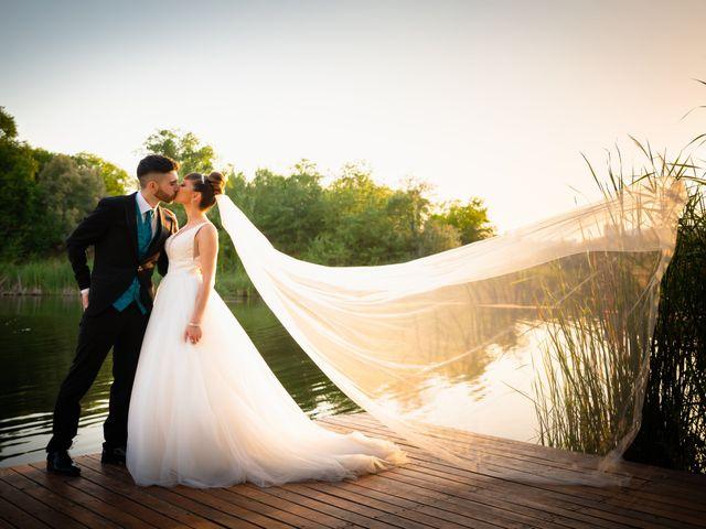 La boda de Cristina y Yeray en Arganda Del Rey, Madrid 74