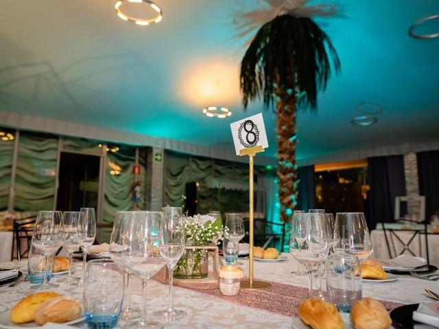 La boda de Cristina y Yeray en Arganda Del Rey, Madrid 81