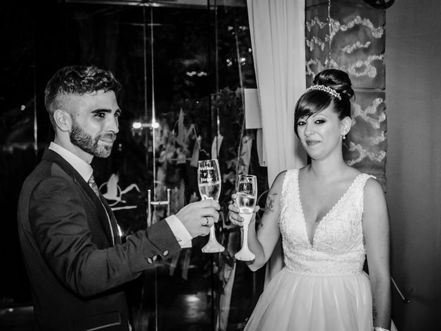 La boda de Cristina y Yeray en Arganda Del Rey, Madrid 87