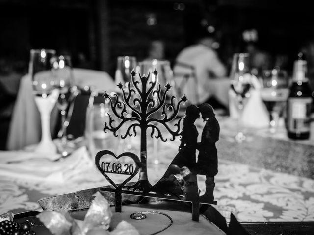 La boda de Cristina y Yeray en Arganda Del Rey, Madrid 90