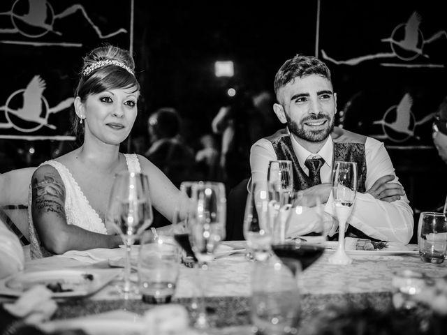 La boda de Cristina y Yeray en Arganda Del Rey, Madrid 92